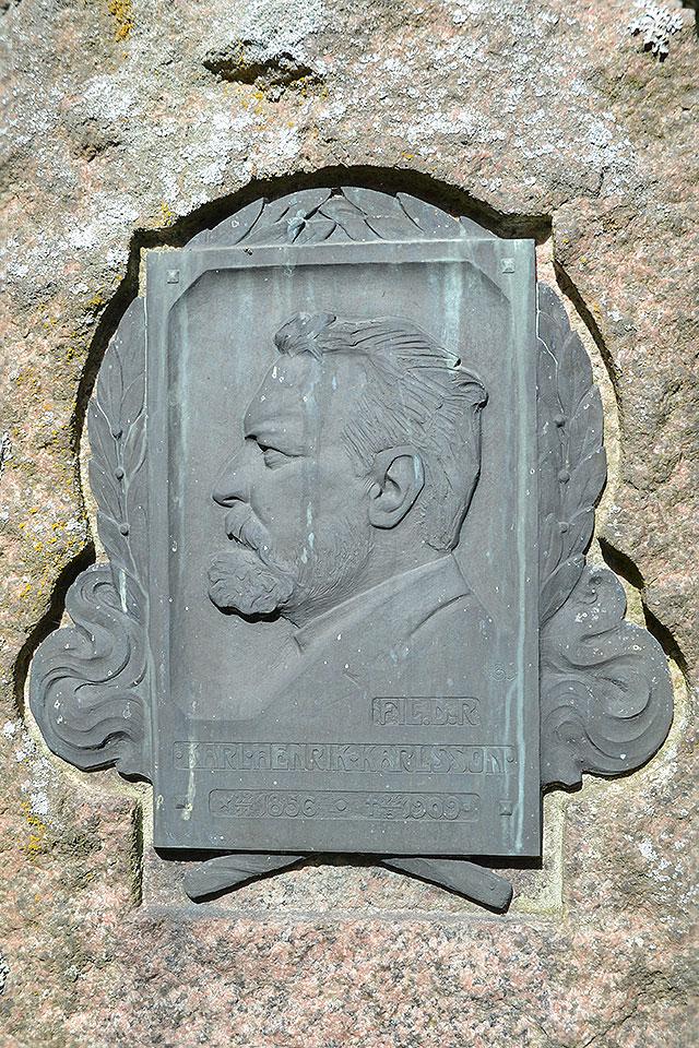 Sten nr 439 – Karl Henrik Karlsson