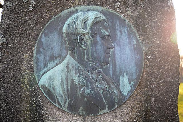 Sten nr 47 – Pehr Sigurd Lovén