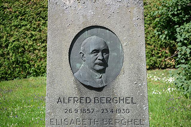 Sten nr 5 – Alfred Berghel