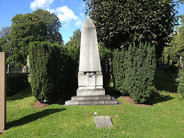 Sten nr 66 – Alfred Nobel