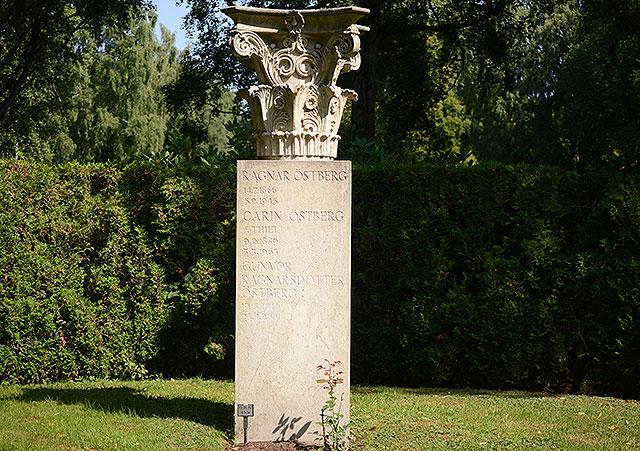 Sten nr 71 – Ragnar Östberg