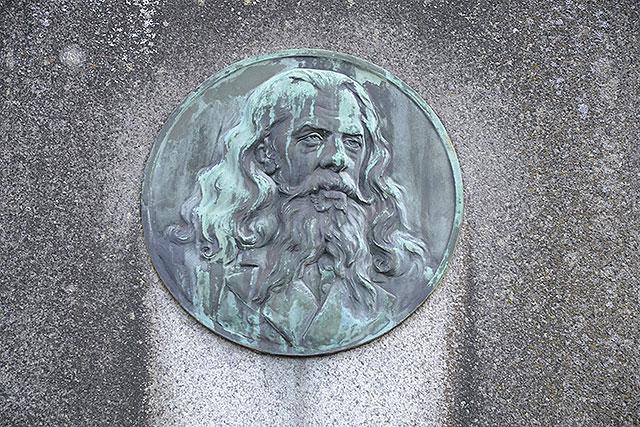Sten nr 72 –  Gustaf Klemming