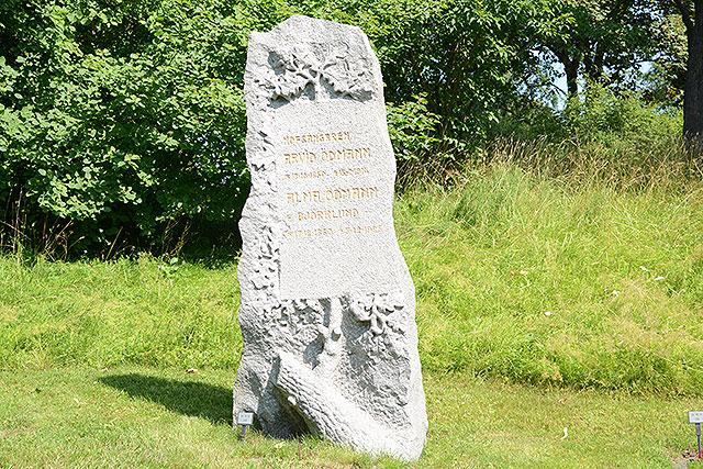 Sten nr 78 – Arvid Ödmann