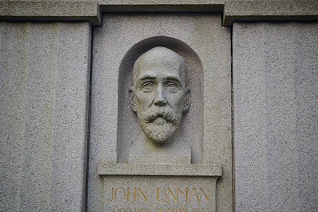 Sten nr 7 – John Unman