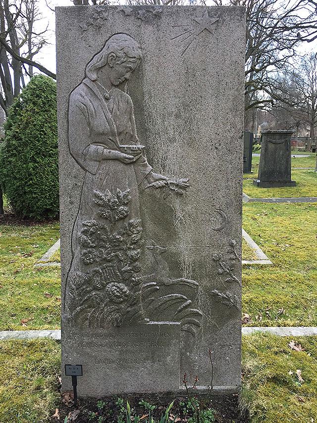 Sten nr 84 – Agnes von Krusenstierna