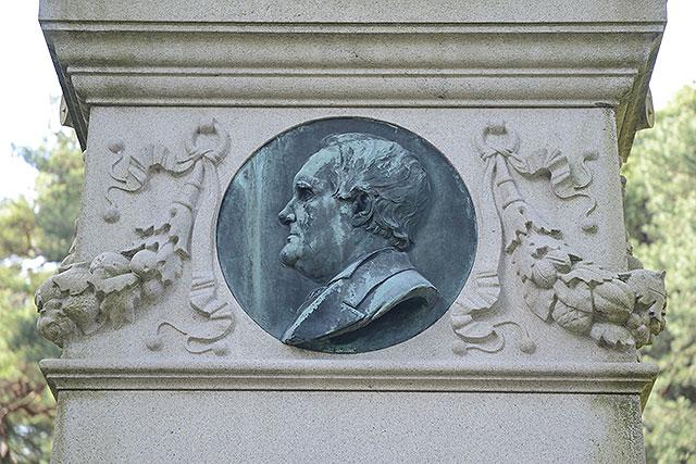 Sten nr 91 – Albert Lindhagen