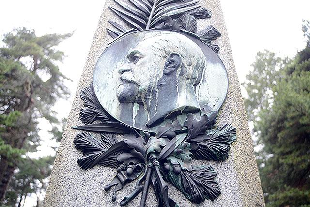 Sten nr 92 – Robert Nobel