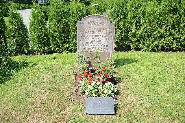 Jakten på Gösta Bernhards grav
