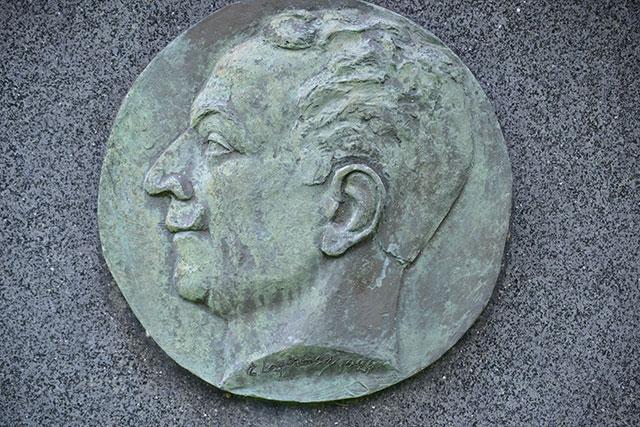 Sten nr 194 – Albert Fritiof Lagerman