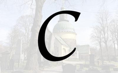 Kända på C