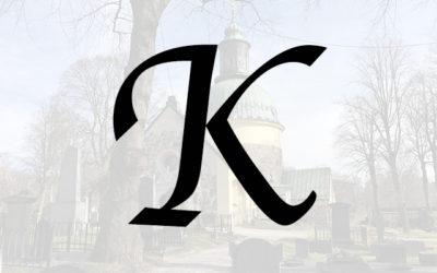 Kända på K