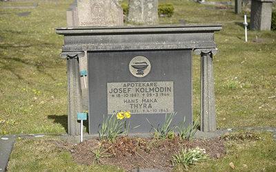 sten nr 130 – Josef Kolmodin