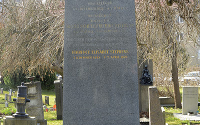 Sten nr 124 – Florence Stephens