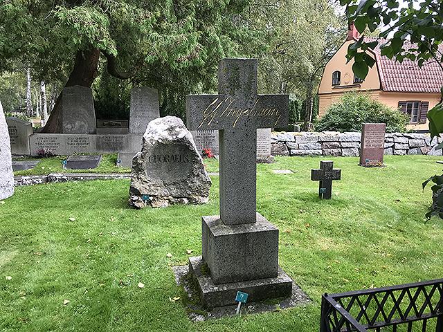 Sten nr 143 – Göran Ingelman