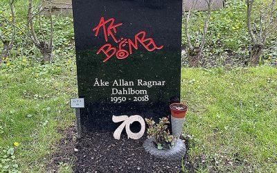 Sten nr 731 – Åke Dahlbom