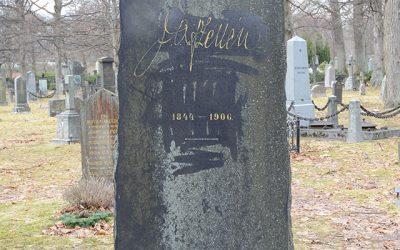 Sten nr 649 -Johan Olof af Zellén