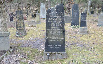 Sten nr 644 – Adolf Drake