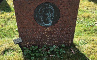 Sten nr 490 – Wiatcheslaw Witkowsky