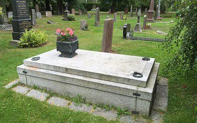 Sten nr 501 – Gustaf Wickman