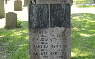Sten nr 475 – Martin o Augusta Gynther