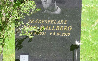 Sten nr 497 – Nils Hallberg