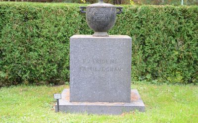 Sten nr 532 – Frans Johan Fridén