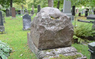 Sten nr 536 – Eva Bonnier