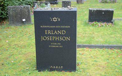 Sten nr 537 – Erland Josephson