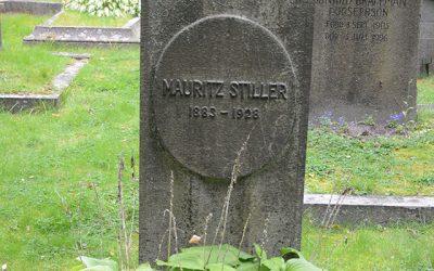 Sten nr 539 – Mauritz Stiller