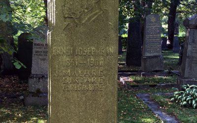 Sten nr 508 – Ernst Josephson