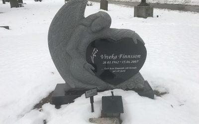 Sten nr 580 – Viveka Finnson