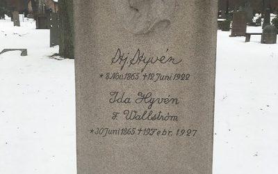 Sten nr 577 – Hjalmar Hyvén