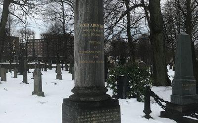 Sten nr 578 – Pehr Aron Borg