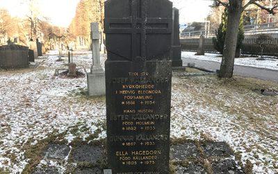 Sten nr 625 – Josef Källander