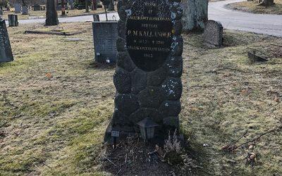 Sten nr 635 – Per M Kallander