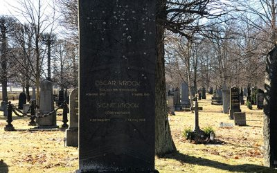 Sten nr 667 – Oscar Krook