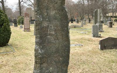 Sten nr 687 – J.A.G. Acke