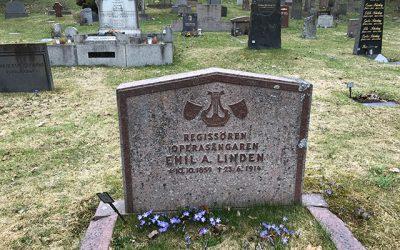 Sten nr 674 – Emil Linden
