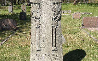 Sten nr 621 – Carl Thulin