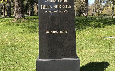 Sten nr 697 – Johan Petrus Norberg