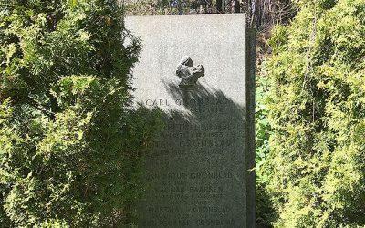Sten nr 705 – Carl Grönblad