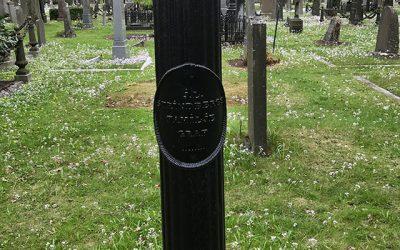 Sten nr 692 – Tore Strindberg