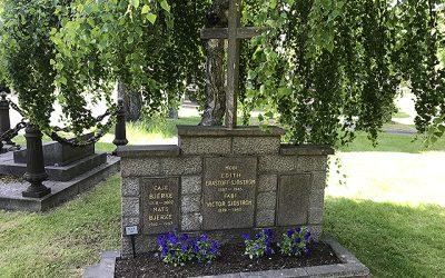 Sten nr 715 – Victor Sjöström