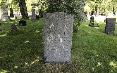 Sten nr 711 – Sara Wacklin
