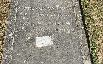 Sten nr 719 – Karl Valentin